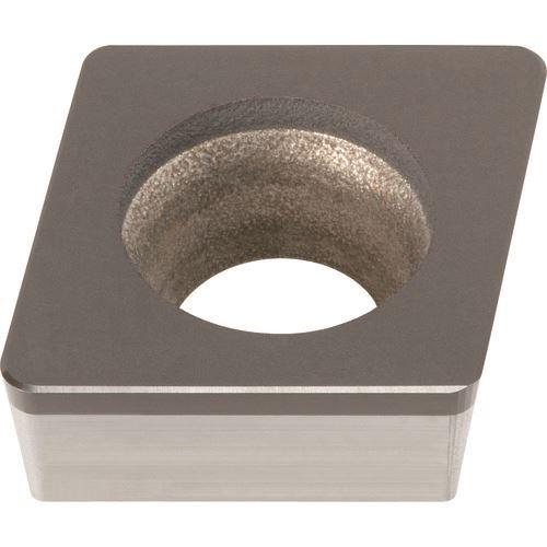 ■三菱 旋盤用 CBNインサートポジ 焼結合金・鋳鉄加工用 MB4020〔品番:CCGW060202FS-MB4020〕【1590118:0】