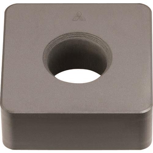 ■三菱 旋盤用 CBNインサートネガ 鋳鉄・焼結合金加工用 MBS140〔品番:SNGA120408-MBS140〕【1591611:0】