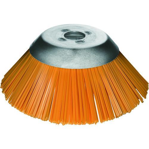 ■LESSMANN 刈払機専用ブラシ Φ160 PBTファイバー樹脂 線径2.5  425001JP 【1611847:0】