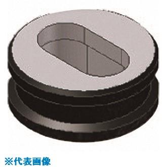■西田 銅帯加工機用特注長穴ダイス  〔品番:BCP2-TND〕掲外取寄【1626414:0】