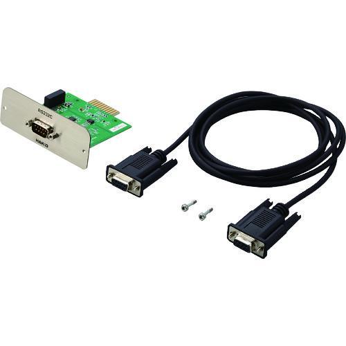 ■白光 インターフェースカード RS232C仕様 ケーブル付き  B5211 【1639851:0】