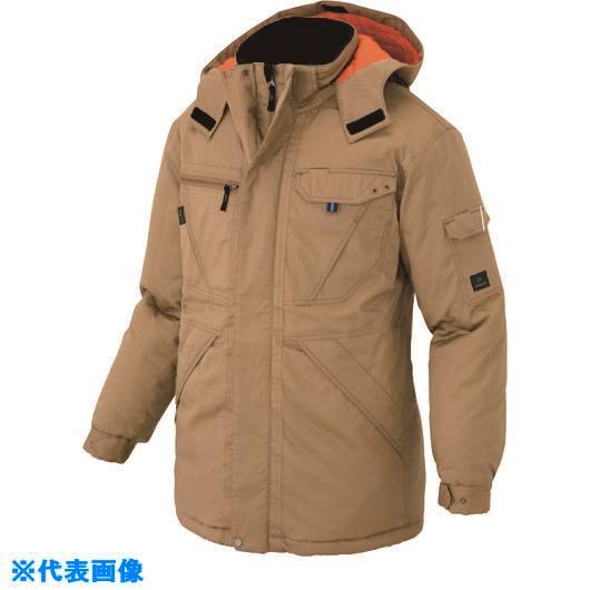 ■アイトス 綿100%防寒コート シルバーグレー 5L  〔品番:AZ8570-003-5L〕【1664379:0】
