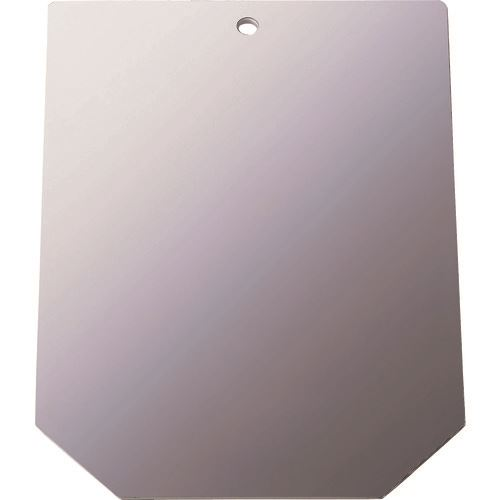 ■INOUE ステンレスパテ板 ハンド型 10個入 〔品番:13024〕掲外取寄【1665036×10:0】