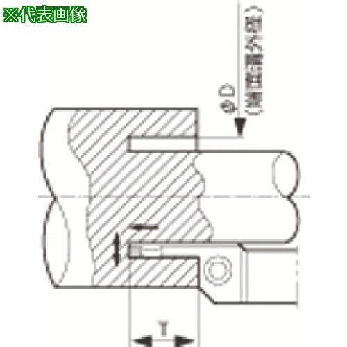 ■京セラ 溝入れ用ホルダ KFMSR2525M3550-4 京セラ(株)【1745476:0】