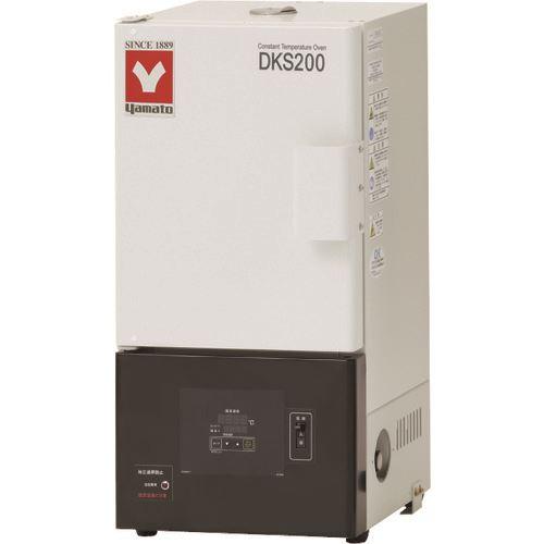 ?ヤマト 送風定温乾燥器 〔品番:DKS200〕外直送【1790445:0】【大型・重量物・送料別途お見積り】