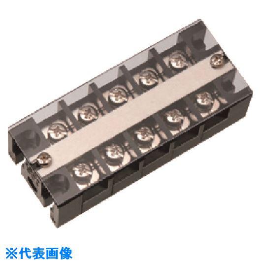 中継用2列型端子台 ML-11-50Fシリーズ 500V-50A〔品番:ML-11-50F-19P〕【1831570:0】 ■サトーパーツ