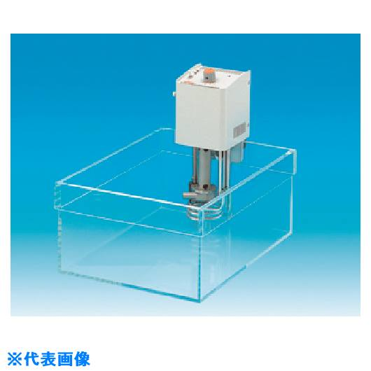 ■TGK 恒温器用アクリル水槽 大型〔品番:692-61-73-22〕【1834630:0】