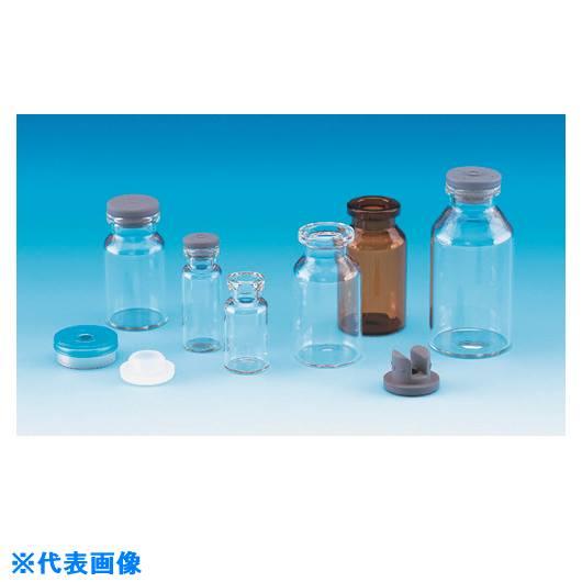 ■TGK 低アルカリ瓶 NV-2(茶) 100本入〔品番:717-04-11-61〕【1836255:0】