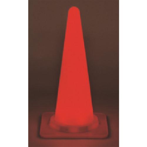■つくし LEDライトコーン 電池付きセット  〔品番:5330〕外直送【1844816:0】【送料別途お見積もり】