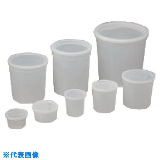 ■TGK ディスポ試料容器 227ML(86Φ) 100入〔品番:807-22-52-02〕【1845888:0】