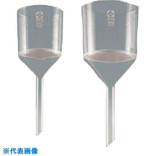 ■TGK ガラスろ過器 ブフナーロート型 151GP250〔品番:371-09-45-65〕【1846742:0】