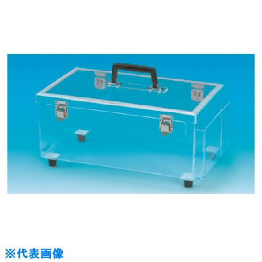 ■TGK キャリーボックス 3型 側面取手付〔品番:405-25-09-03〕【1848448:0】