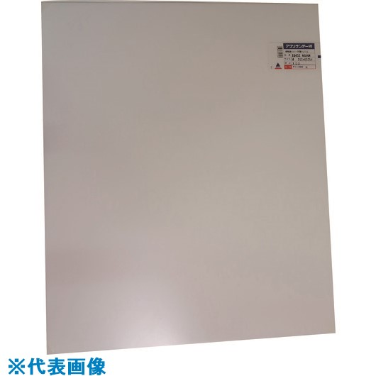 ■アクリサンデー アクリ強化乳白550MMX650MMX1MM 10枚入 〔品番:IR432〕【1954230×10:0】