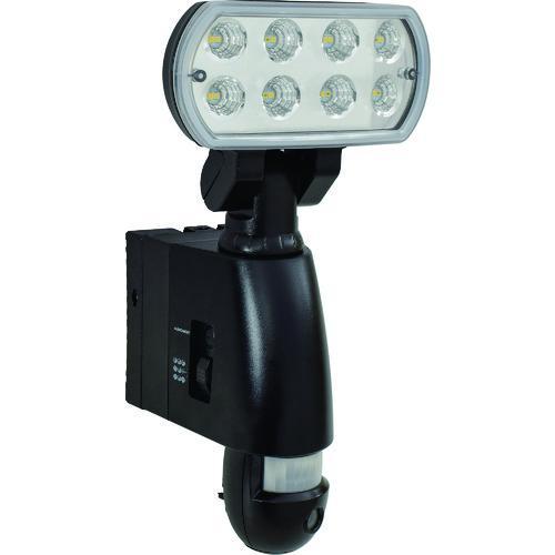 ?日動 カメラ付 LEDセンサーライト(60Hz専用) 〔品番:SLS-18W-C-60〕【2066480:0】