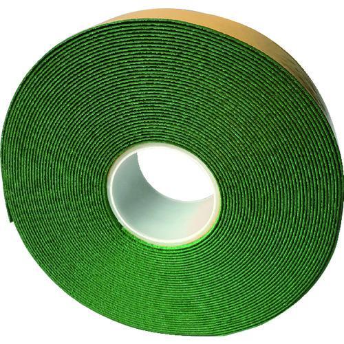 ■セーフラン 高耐久反射ラインテープ 100×2MM 20M 緑  〔品番:12379〕【2068949:0】[送料別途見積り][法人・事業所限定][外直送][店舗受取不可]