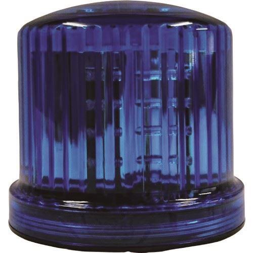 ?仙台銘板 LED回転・点滅灯 電池式 ブルー 20個入 〔品番:3082075〕外直送元【2109938×20:0】【個人宅配送不可】