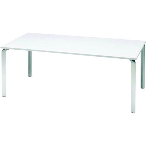 ■プラス MT-A500 会議テーブル MT-A521 W4 (11321)  〔品番:MT-A521〕外直送【2112066:0】【大型・重量物・個人宅配送不可】【送料別途見積もり】