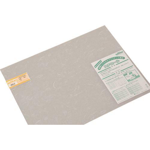 ■光 スチロール板和紙 450×600×3MM 5枚入 〔品番:KSWS-6043〕【2157473×5:0】