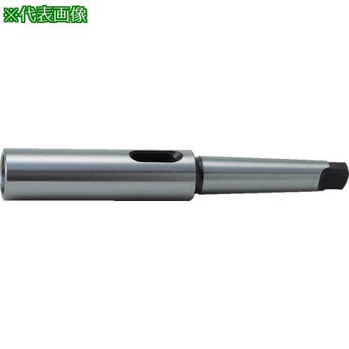 ■TRUSCO ドリルソケット焼入内径MT-3外径MT-2研磨品  TDC-32Y 【2305623:0】