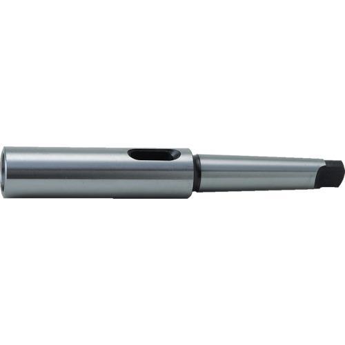 ■TRUSCO ドリルソケット焼入内径MT-2外径MT-4研磨品  TDC-24Y 【2305666:0】
