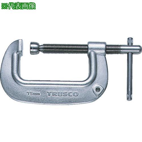 ■TRUSCO ステンレスB型シャコ万力 100MM  TSC-100 【2341271:0】