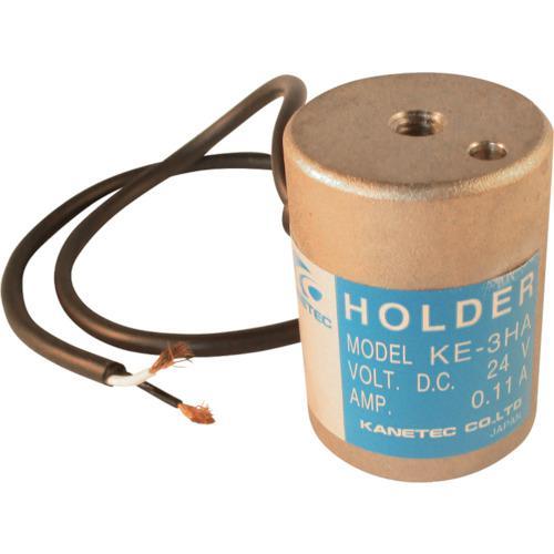 ■カネテック 電磁ホルダー 径30mm×高さ40mm KE-3HA カネテック(株)【2394081:0】