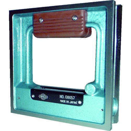 新しく着き ?TRUSCO 角型精密水準器 A級 寸法150X150 感度0.02   TSL-A1502 【2397226:0】:ホームセンターバロー 店-DIY・工具