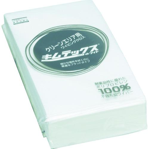 ■クレシア キムテックス ホワイト 63200 【2492369:0】