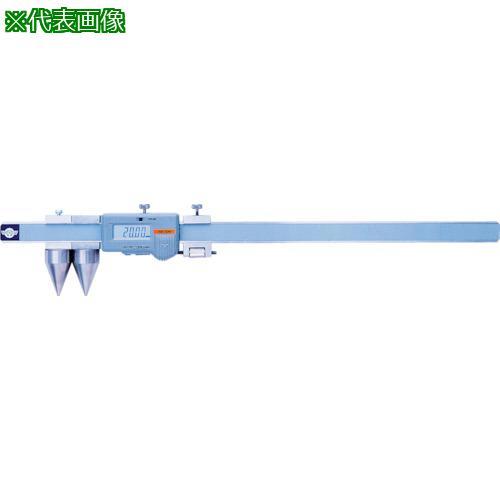 ■カノン 直読式デジタル丸穴ピッチノギス300mm E-RX30B (株)中村製作所【2518481:0】