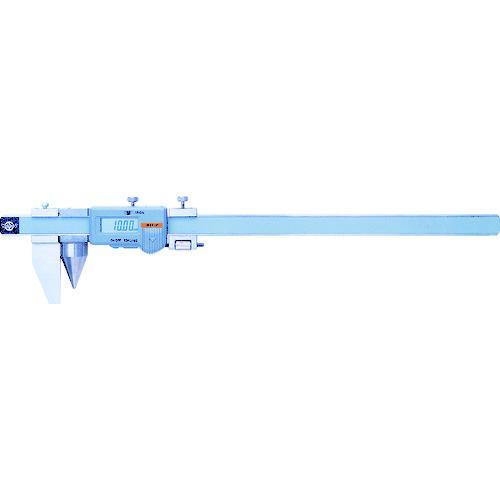 ■カノン 直読式デジタル丸穴ピッチノギス200mm E-RZ20B (株)中村製作所【2518678:0】