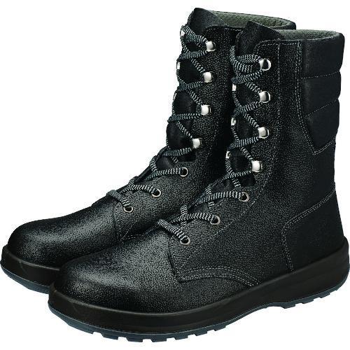 ■シモン 安全靴 長編上靴 SS33黒 25.0cm SS33-25.0 シモン【2528797:0】