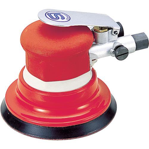 ■SI ダブルアクションサンダー マジックシートタイプ ペーパーサイズ125mm SI-3101M 信濃機販【2550644:0】