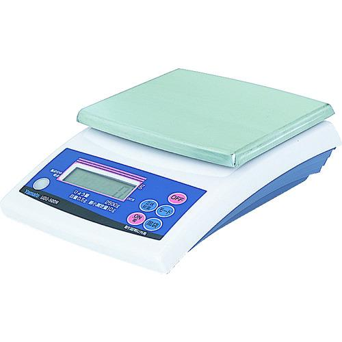 ■ヤマト デジタル式上皿自動はかり UDS-500N 2.5kg UDS-500N2.5 大和製衡(株)【2729881:0】