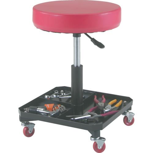 ■TRUSCO 工具入れ付作業椅子 Φ370XH440ー555 TWC-S トラスコ中山(株)【2889200:0】