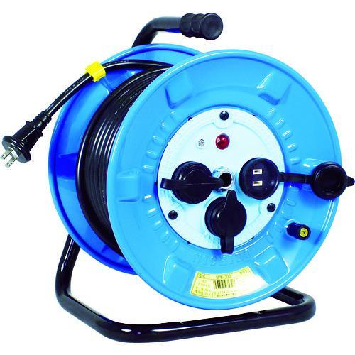 ■日動 電工ドラム 防雨防塵型100Vドラム 2芯 30m NPW-303 日動工業(株)【2902044:0】