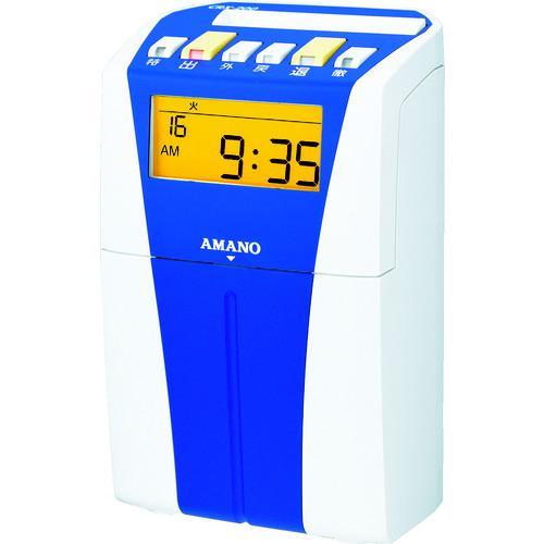 ■アマノ 電子タイムレコーダー(ブルー) CRX-200 アマノ(株)【3040755:0】