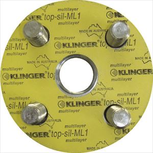 ■クリンガー フランジパッキン(5枚入り) ML1-10K-100A クリンガー社【3202704:0】