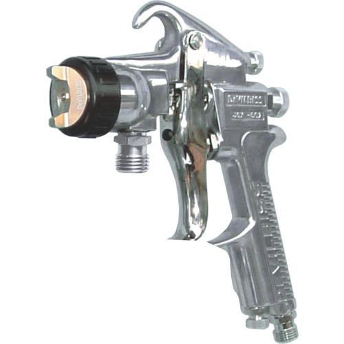 ■デビルビス 吸上式スプレーガン大型(ノズル口径2.5mm) JGX-502-125-2.5-S 【3248364:0】