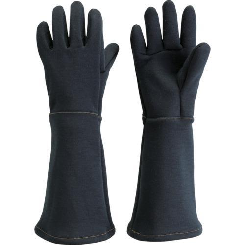 ■TRUSCO 耐熱手袋 全長45cm TMZ-632F トラスコ中山(株)【3286967:0】