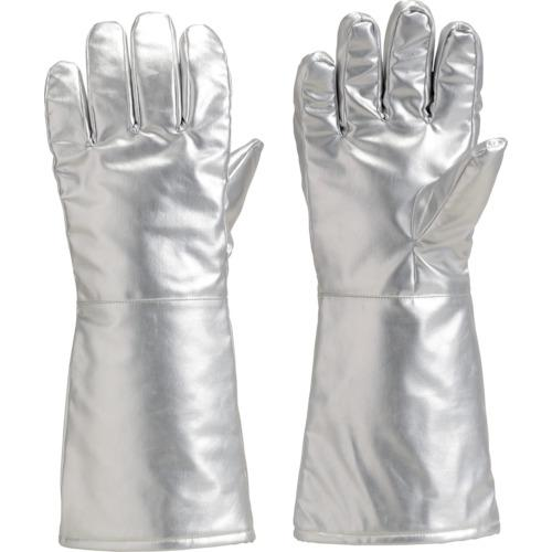■TRUSCO 遮熱・耐熱手袋 TMT-763FA トラスコ中山(株)【3286991:0】