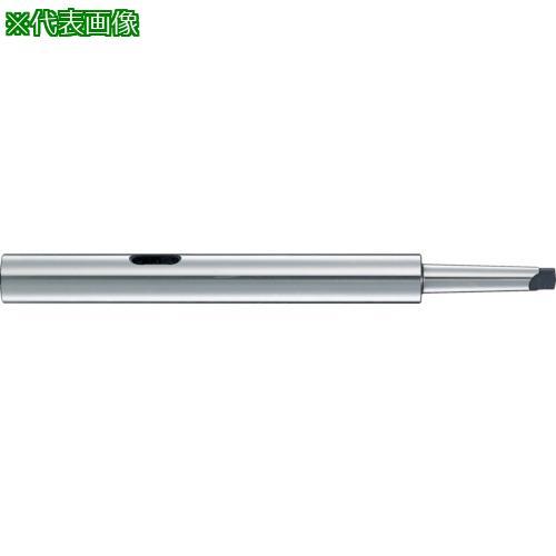 ■TRUSCO ドリルソケット焼入研磨品 ロング MT4XMT4 首下300MM  TDCL-44-300 【3290514:0】