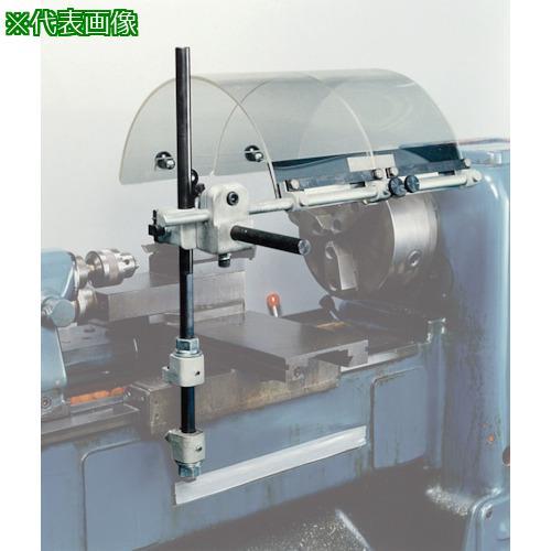 ■フジ マシンセフティーガード 旋盤用 ガード幅500mm 2枚仕様 LD-125 フジツール(株)【3338673:0】