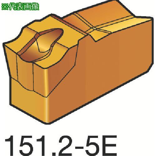 ■サンドビック T-Max Q-カット 突切り・溝入れチップ 4225(10個) R151.2-30005-5E 【3346161×10:0】