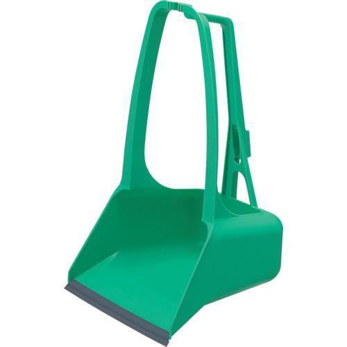 山崎産業 株 清掃用品 ほうき チリトリ HGアーバンチリトリ 格安 価格でご提供いたします 3366502:0 緑〔品番:DS515000XMBG〕 期間限定の激安セール ■コンドル