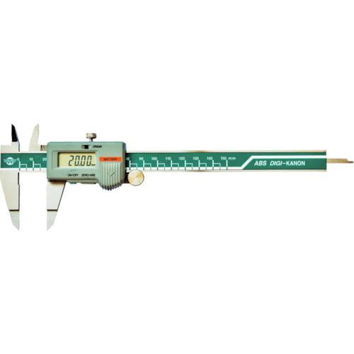 ■カノン デジタルデジタルブレードノギス150mm E-BL15B (株)中村製作所【3375404:0】