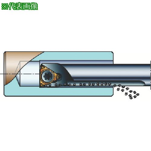 ■サンドビック コロターン107 ポジチップ用ボーリングバイト A06F-STUCL05-GR 【3390888:0】