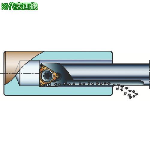 ■サンドビック コロターン107 ポジチップ用ボーリングバイト A10K-STUCR06-GR 【3391019:0】