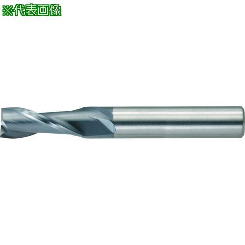 ■ユニオンツール 超硬エンドミル スクエア φ6.3×刃長16 C-CES 【3409538:0】