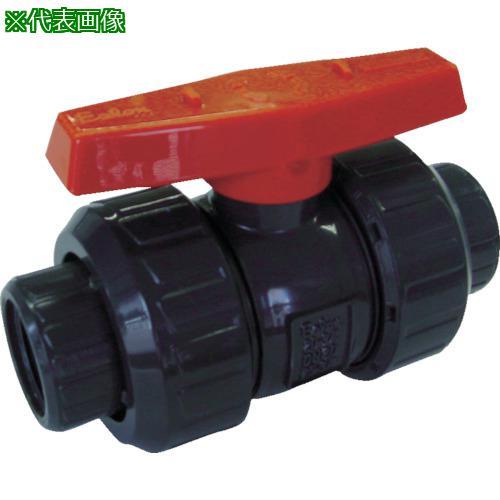 ■エスロン ボールバルブ N式 本体PVC OリングEPDM 50 BV50NX 積水化学工業(株)【3514960:0】