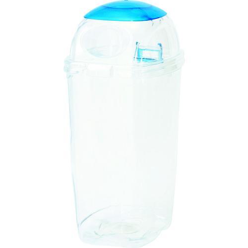 ■積水 透明エコダスターN 60L ビン用〔品番:TPDR6B〕【3537668:0】